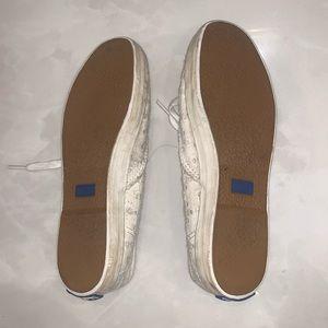 Keds Shoes - White keds shoes size 5